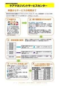 (H30)(ケアマネジメントサービスセンター)チラシのサムネイル