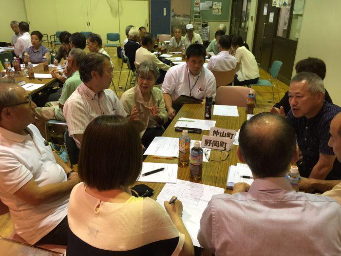 南中山地区福祉ネットワーク会議