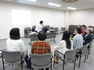手話奉仕員養成講座がんばって学んでいます!